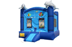 Under the Sea Bounce House Deluxe