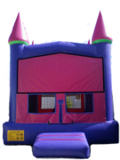 Pink & Purple Castle- Deluxe - Add 12