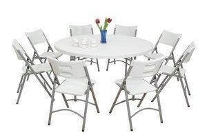Round Table/Chair Package
