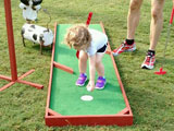 Miniature Golf Rental