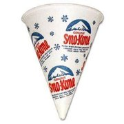 Pack of 50 Sno Cone Cups