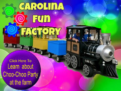 Choo Choo Party at the Farm