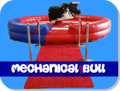 Mechanical Bull Rental Fresno