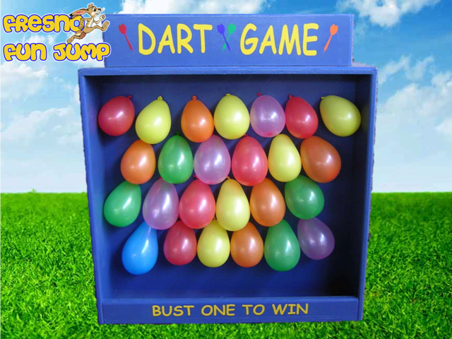 Balloon Dart Game