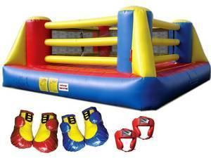 Deluxe Bouncy Boxing