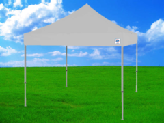 10 x 10 White Canopy