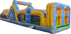 NEW!40 ft. Obstacle Course Mega Marble