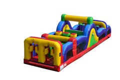 NEW!40 ft. Obstacle Course