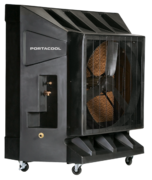"36"" Evaporative Cooling Fan Rental PORTACOOL"