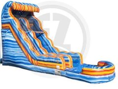 NEW!20 ft. Melting Ice Water Slide