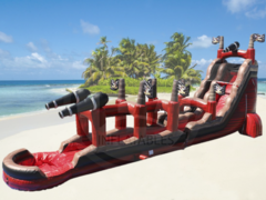 NEW!60 ft. Caribbean Pirate Ship