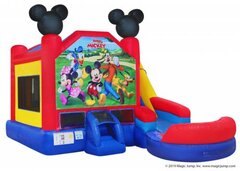 Mickey Mouse Deluxe Water Combo
