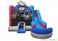 Star Wars Deluxe Water Combo