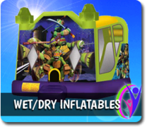 Wet or Dry Inflatables