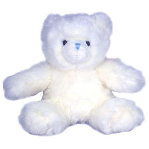 Blue Buddy Bear