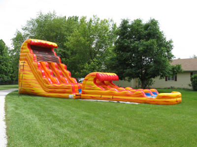 Tsunami Slip & Slide Rental