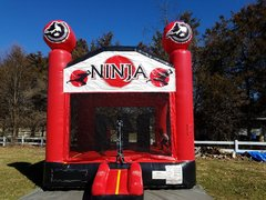Ninja Obstacle bounce