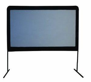 Portable 10' Movie Screen