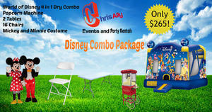Disney Combo Package