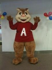 The Chipmunk Costume