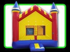 Blue Point Primary Colors Moonwalk  (kids 6 years old or younger)