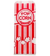 Pop Corn Bags 1 oz.(Bundle of 25)
