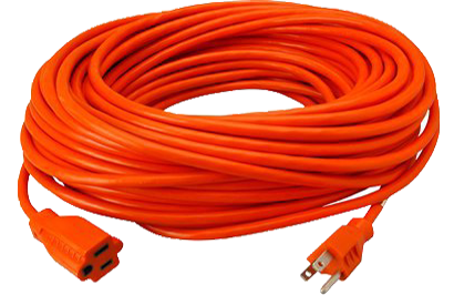 50' Extension Cord (16 gague)
