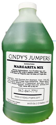 Extra Lime Margarita Mix