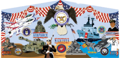 Banner: Military