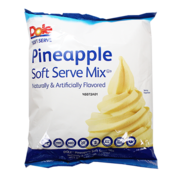 Extra Soft Serve Servings (Dole Pineapple)