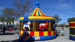 Specialty Bounce Houses