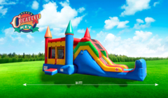 5in1 Bounce House