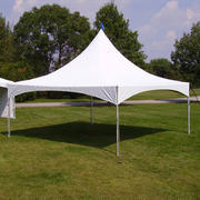 20x20 Marquee tent (open)