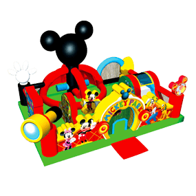 Toddler Inflatable Rental