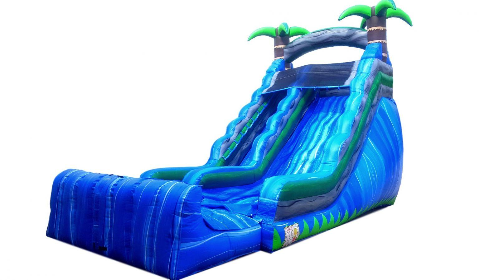bounce house and slide event party rentals jacksonville florida