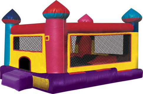 Toddler castle bounce house rental Jacksonville Florida