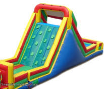 16ft Rockwall Dry Slide SL301