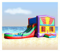 Majestic 3in1 Water Slide Combo C212