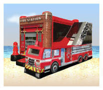 Fire Station Combo C219