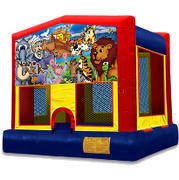 Noah's Ark Bouncer M123