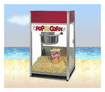 Theater Popcorn Machine CP