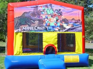 Mindcraft Bounce House