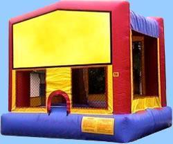Theme Bounce House (Blank)