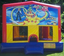 Pokemon Bounce House