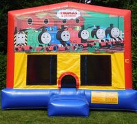 Thomas Train Bounce House