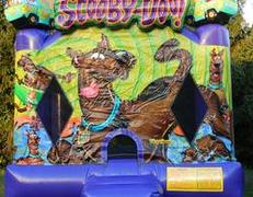 Scooby Doo Moon Bounce