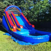14Ft Inflatable Water Slide