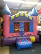 (11x11) Pink Bounce House