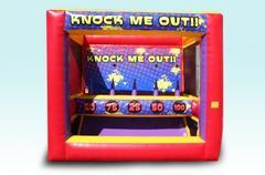 Interactive Knock Me Out Game