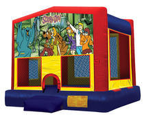 Scooby Bounce House
